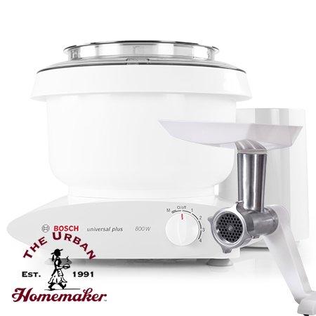 Bosch Universal Plus Mixer w/ Meat Grinder