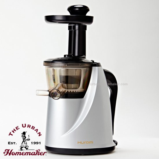 Hurom Slow Juicer Instructions : Hurom Slow Juicer Best Juicers